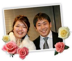 梅野敬二さん 桜子さん