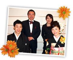 宮島有紀さん 有紀子さん